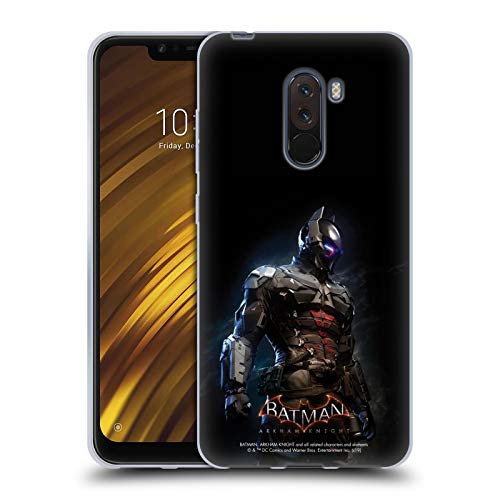 Official Batman: Arkham Knight Arkham Knight Characters Soft Gel Case Compatible for Xiaomi Pocophone F1 / Poco F1