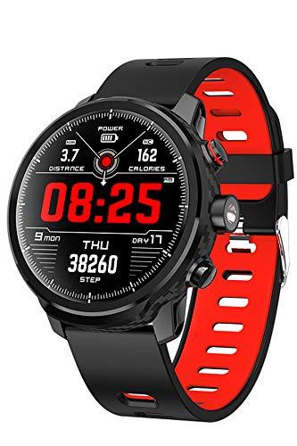 Reloj Inteligente Frecuencia Cardiaca Hombre Mujer