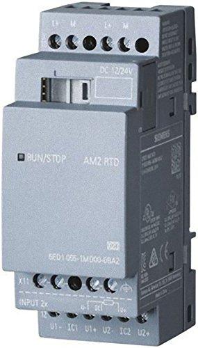 Siemens stlogo–Erweiterung DM824PU/I/O Modul 24V/24V/Trans.