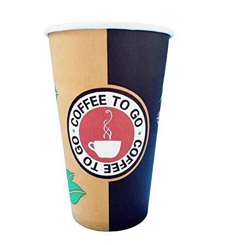 Coffeetime Pappbecher 0,3l Einwegbecher 33cl Becher 1000 Stk.