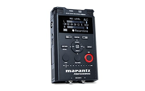 Marantz Professional PMD-561 | Grabadora portátil de Estado sólido...