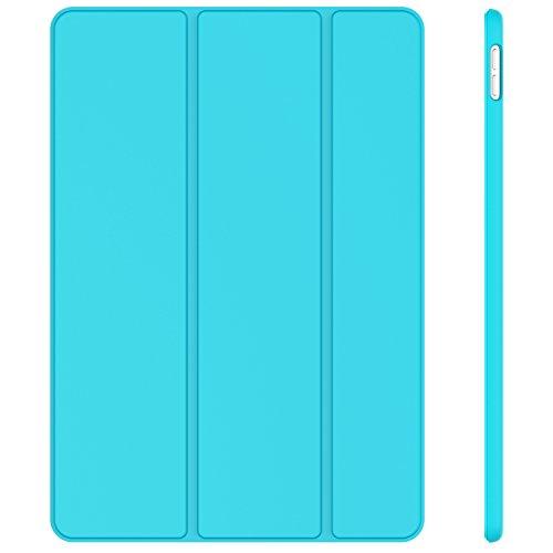 """JETech Custodia per iPad Pro 10,5"""" 2017 Case Cover (2017 Apple New iPad Pro 10.5), Auto Sveglia/Sonno (Grigio Scuro)"""