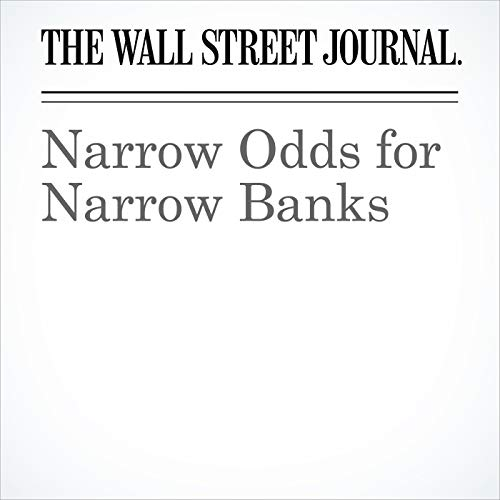 Narrow Odds for Narrow Banks copertina