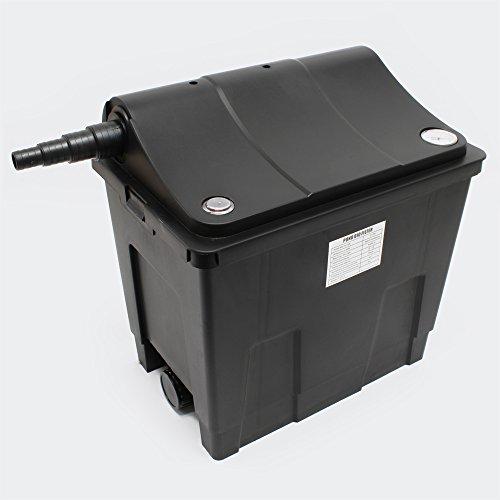 SunSun Biofilter CBF-200A Filteranlage 1 Kammer-System für 6000 L/h inkl Filtermaterial