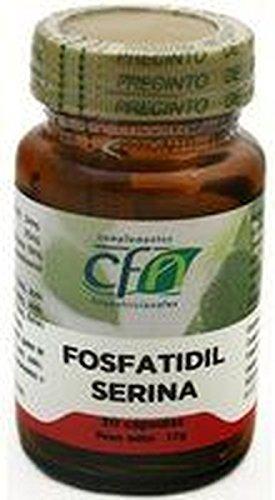Fosfatidil Serina 30 cápsulas de Cfn