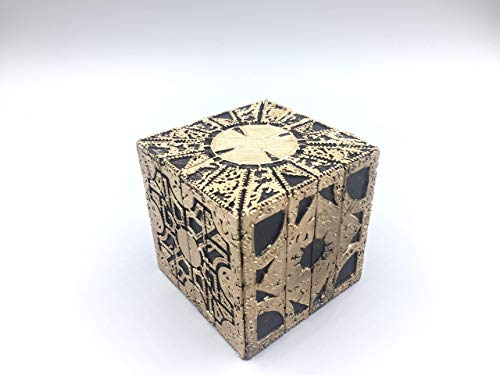 hellraiser pin head puzzle box 1:1 working replica