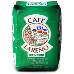 Cafe Lareño - Ground Puerto Rican Coffee - VALUE PACK - 8 oz Bag (Count of 4)