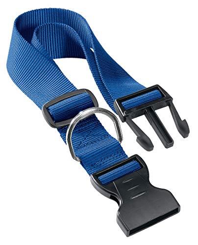 Ferplast Collares de adiestramiento caninos, Azul