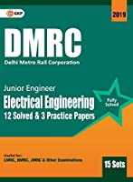 Dmrc 2019: Junior Engineer Electrical Engineering Previous Years' Solved Papers (15 Sets)