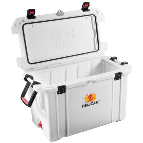 Pelican Elite 95 Quart Cooler (White)