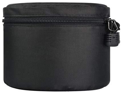 """Nylon Objektivköcher Tasche Objektivbeutel Aufbewahrung ohne Gurte #1"""" Ø 120 mm/Höhe 100 mm LC7421"""