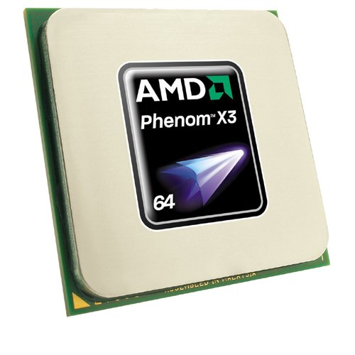 AMD Phenom X3 8250e 1.9GHz 2MB L3 - Procesador (AMD Phenom II X3, 1,9 GHz, Socket 940, 65 NM, 8250e, 64 bits)