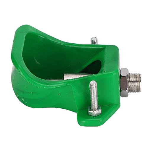 SALUTUYA Bebedero para Cerdos Larga Vida útil para los lechones 13X11X7 cm(Piglet Water Bowl)
