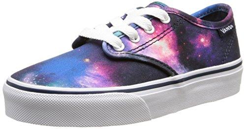 Vans Camden Stripe, Mädchen Sneakers, Mehrfarbig (cosmic Galaxy),  Gr. 30(Herstellergröße: 12 UK)
