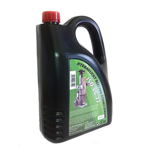 Scheppach Hydrauliköl für Holzspalter 5 Liter