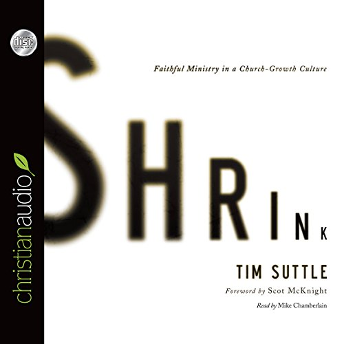 Shrink audiobook cover art