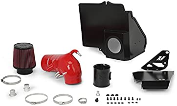 Mishimoto MMAI-MUS8-15RD Red Performance Air Intake (Ford Mustang GT, 2015+)