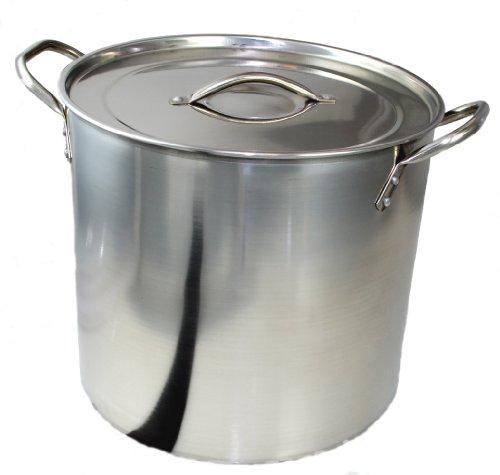 Buckingham Stainless Steel X- Large Stock Pot 28 cm/ 15 Lt. RRP £35