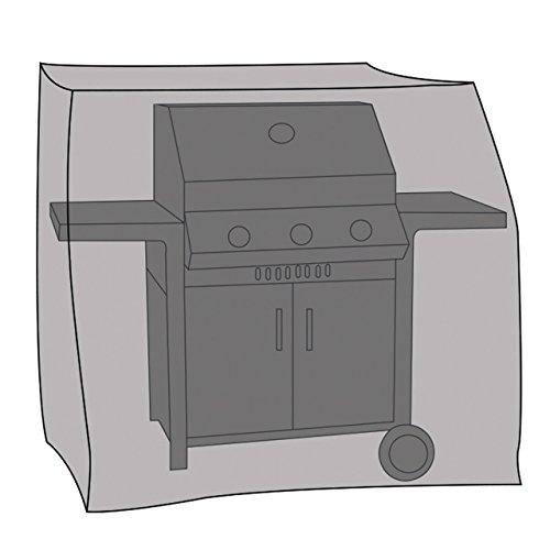 Lex Housse de protection Deluxe pour électrique/gaz/barbecue de jardin 143.5 x 60 x 117,9 cm, Sac de transport