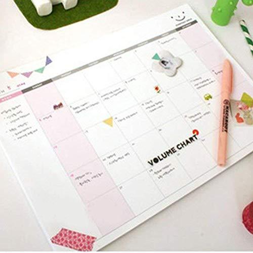 Shager - Agenda y organizador semanal y mensual (A4,...