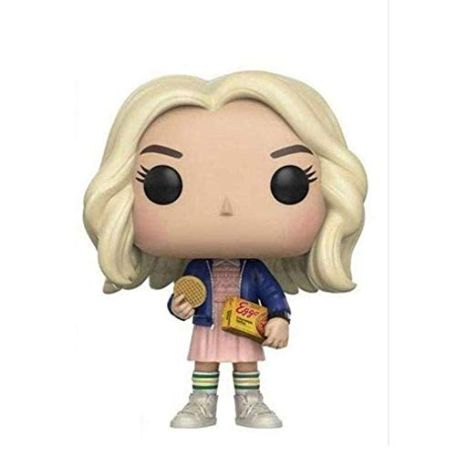 KYYT Pop! Television: Stranger Things-Eleven with Eggos Chas