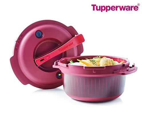Tupperware–Micro-Minute oder Schnellkochtopf, mikrowellengeeignet
