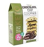 Too Good Gourmet Keto Cookies 5 Oz! Chocolate Chip Flavored Cookies! Low Carb, Sugar Free And Grain...