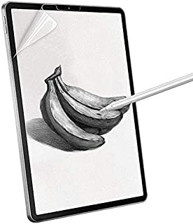 LITCHI iPad 6th Generation Paper-Like Screen Protector, High Touch Sensitivity Anti-Glare Scratch Resistant Paper Texture Drawing Matte Film for iPad 9.7 inch 2017/2018, Compatible with Apple Pencil