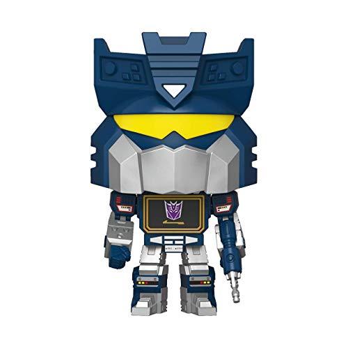 Oferta de Funko- Pop Transformers Soundwave Retro Toys S3 Figura de Vinil, Multicolor (50969)