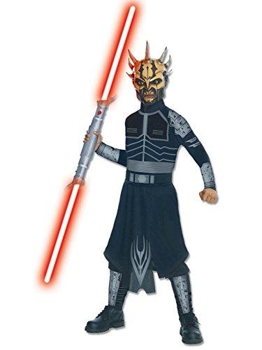 Rubies Costume Enfant Savage Opress Star Wars Taille : 8/10 Ans (126 à 138 cm)