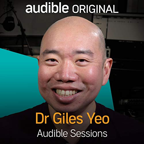Dr Giles Yeo cover art