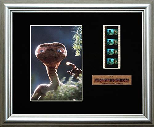 Marque-page Les noces fun/èbres de Tim Burton avec morceau authentique de pellicule du film Inscriptions en anglais FCD