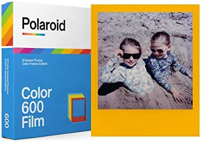 Polaroid Color Film for 600 Double Pack, 16 Photos (6012)