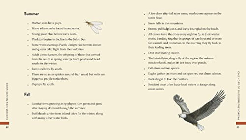 Curious Kids Nature Guide: Explore the Amazing Outdoors of the Pacific Northwest