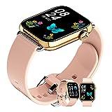 HQPCAHL Smartwatch Relojes Inteligentes Hombre Reloj Digital...