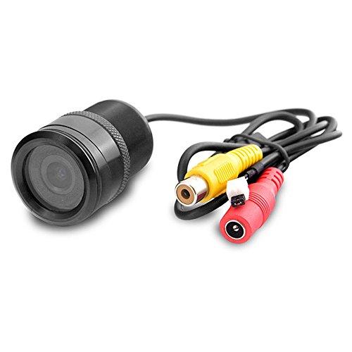 Carmedien Rückfahrkamera STO-ESIR 60° Digitaler Rückspiegel Kamera Fernbereich