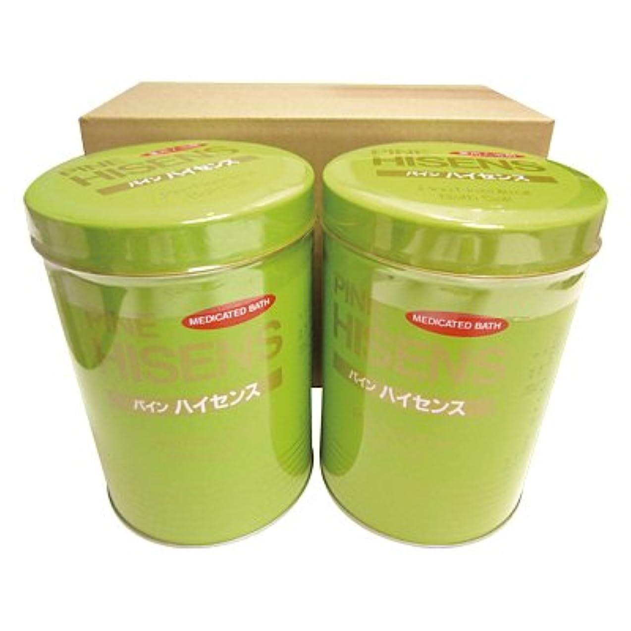モール影車両高陽社 薬用入浴剤 パインハイセンス 2.1kg 2缶セット
