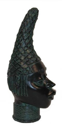 Statuette - Ethnique - Reine mère