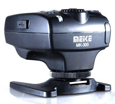Meike MK300 MK-300 LCD TTL Flash Speedlite per Nikon D3000 D3100 D3200 D5000 D610 D90