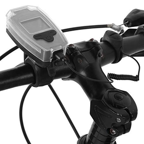 TWOC-QPD Faro De Bicicleta Multifunción - Luz De Bicicleta con Equipo De Ciclismo De La Noche De Cuerno