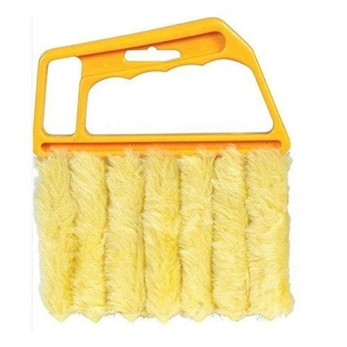 Ba30DEllylelly Limpiador de microondas, limpiador de persianas venecianas, aire acondicionado, plumero, cepillo de limpieza, lavado de ventanas, herramientas de limpieza del hogar