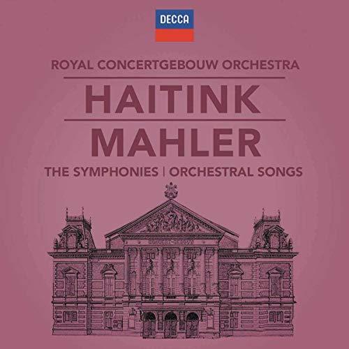Haitink: Mahler – 10 Sinfonien, Orchesterlieder