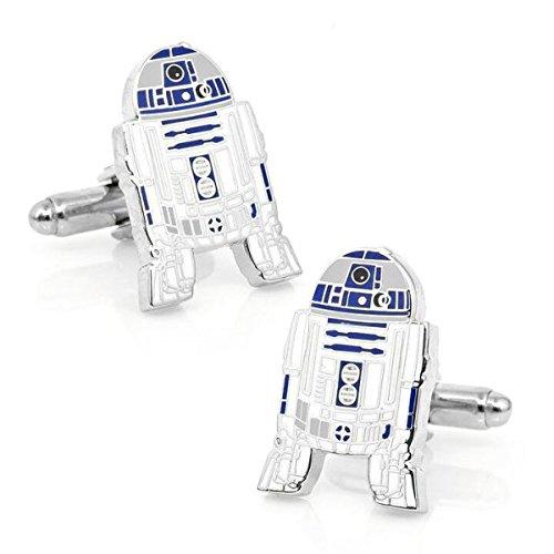 R2-D2 Cosplay Cufflinks Manschettenknöpfe