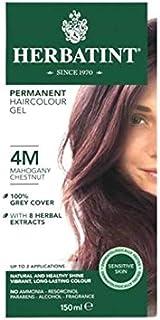 Herbatint 4M Mahogany Chestnut Hair Colour Gel 150ML