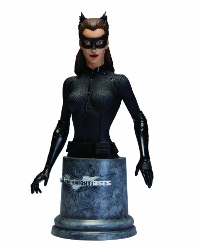 Batman The Dark Knight Rises Buste Catwoman 15 cm DC Direct