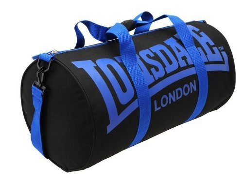 Lonsdale Barrel Bag navy/blue by Lonsdale