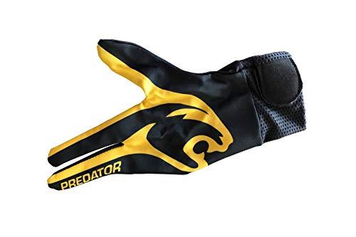 PREDATOR Handschuh, LE 3-Finger, schwarz-gelb Größe S&M