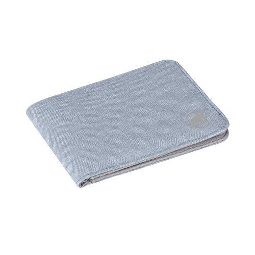 Mammut Flap Wallet Mélange Geldbeutel, Blau, one Size