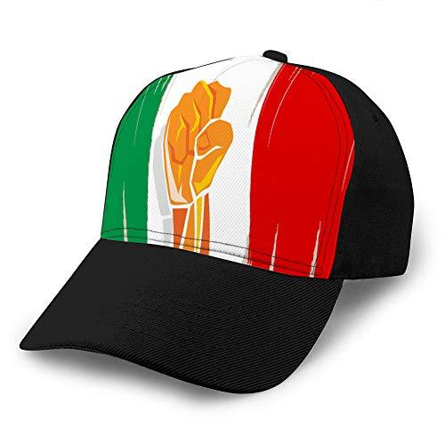 hyg03j4 7 Sombrero Ajustable Gorra de béisbol con Fondo...