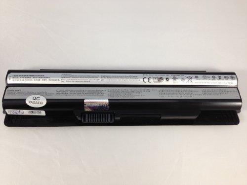 Original Notebook Akku für MSI BTY-S14 11,1 V (auch für 10,8 V) 4400 mAh LI-ION, Schwarz